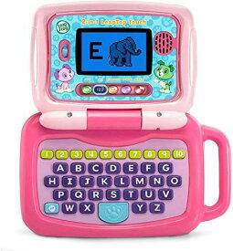 リープフロッグ 英語学習 パソコン タッチスクリーン ピンク 知育 知育玩具 英語教育 英語 子供用パソコン おもちゃ LeapFrog My Own LeapTop Green