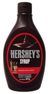 ハーシー チョコレートシロップ 623g 1本 Hershey's Chocolate Syrup 人気 アイスクリーム パン ケーキ デザート ドリンク☆お花見 パーティー ホムパ 宴会 大容量 シェアパック シェア