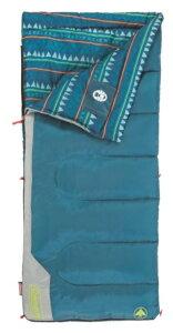 コールマン 子供用寝袋 快適使用温度10℃ コストコ 寝袋 子供用 キャンプ Coleman Youth Sleeping Bag 50