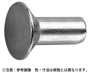 皿リベット 表面処理(三価ホワイト(白)) 規格( 2 X 16) 入数(4000) 03594242-001