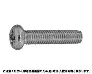 (+)ナベ小ねじ(全ねじ 表面処理(三価ホワイト-ZEC) 規格( 6 X 18) 入数(400) 03657632-001