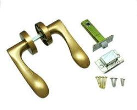 ハイロジック レバー空錠 NP32M-O-SG 60 [Tools & Hardware] 00776680-001【00776680-001】[4960983227268]