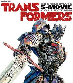 【送料無料】TRANSFORMER 1-5 Collection トランスフォーマー DVD 5枚組 オリジナル リベンジ ダークサイド・ムーン ロストエイジ 最後の騎士王 フルセット