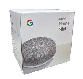 【送料無料】◆Google Home Mini チョークGA00210-JP◆ グーグルホームミニ本体 チョーク「Google アシスタント」に対応した小型スマートスピーカー bluetooth 4.1 Wi-Fi 音声 認識 ハンズフリー グレー 人工知能AI IOT Android iOS GA00210JP 842776102461