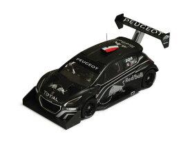 ixo/イクソ プジョー 208 T16 Test Car 2013 S. Loeb Pikes Peak ixo/イクソ プジョー 208 T16 Test Car 2013 S. Loeb【RAM562】
