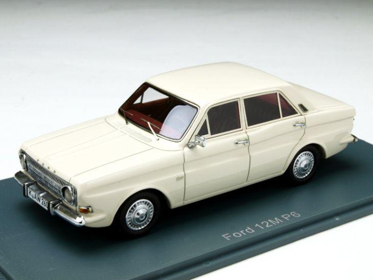 NEO/ネオ フォード P6 12M リムジン 1966-70 ホワイト NEO/ネオ フォード P6 12M リムジン 1966-70 ホワイ【NEO44260】