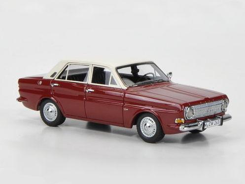 NEO/ネオ フォード P6 12M リムジン レッド/ホワイト (1966) NEO/ネオ フォード P6 12M リムジン レッド/ホワ【NEO44263】