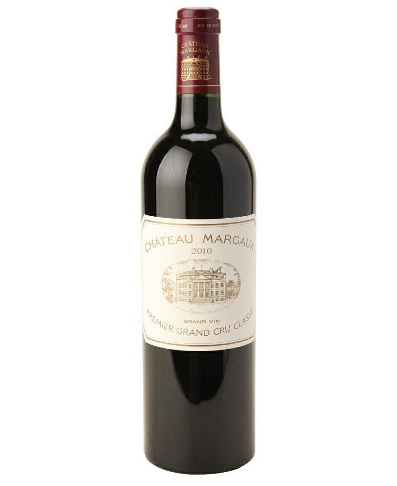 【クール便送料無料】シャトーマルゴー [2010] シャトー・マルゴー 750ml Ch.Margaux Chateau Margaux フルボディ赤ワイン 2010年ヴィンテージ パーカーポイント99点 フランスワイン フルボディー フルボトル