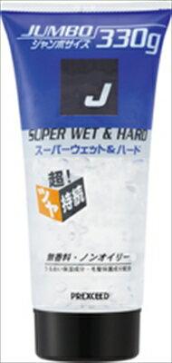 【送料無料】J スーパーウェット&ハードジエル 330g【 柳屋本店 】 【 スタイリング 】日用品 化粧品男性化粧品