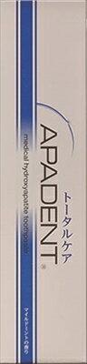 【送料無料】アパデントトータルケア120G【 サンギ 】 【 歯磨き 】日用品 オーラル歯磨き