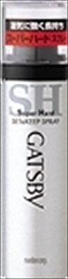 【送料無料】ギャツビー セット&キープスプレー スーパーハード ハンディ 45G【 マンダム 】日用品 化粧品男性化粧品