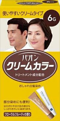 【送料無料】パオン クリームカラー 6G 自然な褐色 【 シュワルツコフヘンケル 】日用品 化粧品毛染め