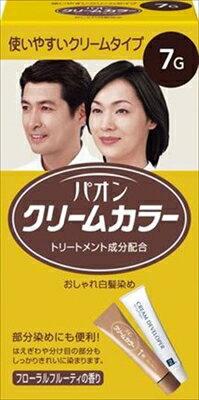 【送料無料】パオン クリームカラー 7G 自然な黒褐色 【 シュワルツコフヘンケル 】日用品 化粧品毛染め