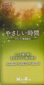 【送料無料】やさしい時間 森の香り バラ詰 【 日本香堂 】 【 お線香 】日用品 薫香剤お線香