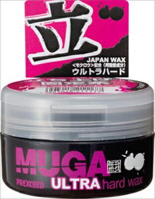 【送料無料】MUGA ウルトラハードワックス 【 柳屋本店 】 【 スタイリング 】日用品 化粧品男性化粧品