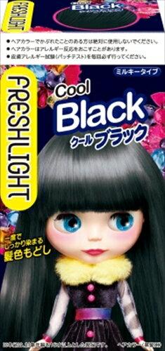 【送料無料】フレッシュライト ミルキー髪色もどし クールブラック 1個【 シュワルツコフヘンケル 】化粧品 毛染め黒髪用