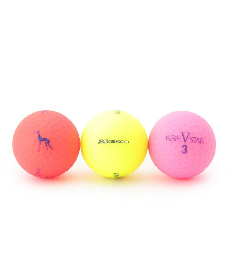 adabat(Men)(アダバット(メンズ))マットカラー ゴルフボールSET