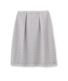 Reflect(リフレクト)【洗える】フラワーレーススカート