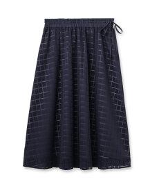 Reflect(リフレクト)【STORY5月号掲載】ミディ丈ラッセルレーススカート