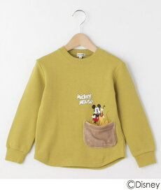 SHOO・LA・RUE/Kids(シューラルー /キッズ)【Disney】限定デザイン ボアポケットプルオーバー