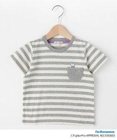 SHOO・LA・RUE/Kids(シューラルー /キッズ)【ドラえもん】ボーダー半袖Tシャツ