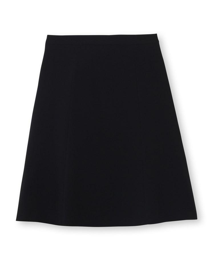 INDIVI(インディヴィ)[L]【洗える・UVカット】2WAYストレッチフレアスカート