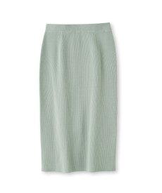 INDIVI(インディヴィ)スプリングプルートナロースカート