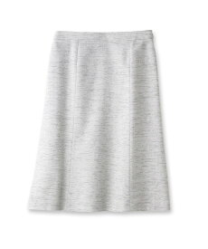 INDIVI(インディヴィ)「S」スラブツイードスカート