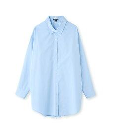 INDIVI(インディヴィ)プレミアブロードシャツ