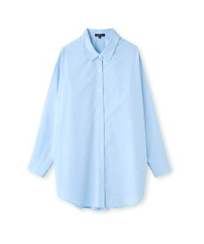 INDIVI(インディヴィ)「S」プレミアブロードシャツ