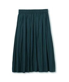 UNTITLED(アンタイトル)【洗える】ヴィンテージテイストスカート