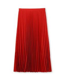 UNTITLED(アンタイトル)【洗える】アコーディオンプリーツスカート