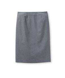 UNTITLED(アンタイトル)[L]【洗える】リオペルライトクロス タイトスカート