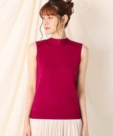 Couture Brooch(クチュールブローチ)【セットアップ可/洗える】リボンタイ2WAYプルオーバー
