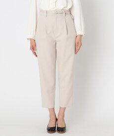 Couture Brooch(クチュールブローチ)【ママスーツ/入学式 スーツ/卒業式 スーツ】エマダブルクロス テーパードパンツ