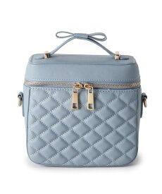 Couture Brooch(クチュールブローチ)リボンハンドル2WAYキルティングバッグ
