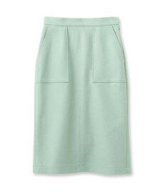 anatelier(アナトリエ)【Lサイズあり】ウール混ジャージタイトスカート