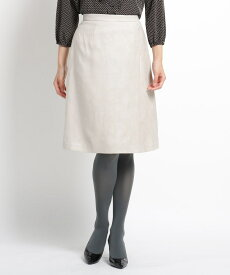 SunaUna(スーナウーナ)エルモザスウェードスカート