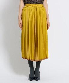 SunaUna(スーナウーナ)【洗える】アコーディオンプリーツスカート