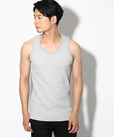THE SHOP TK(Men)(ザ ショップ ティーケー(メンズ))【吸水速乾】【セオアルファ糸採用】タンクトップ