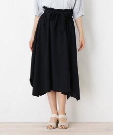 grove(グローブ)【WEB限定サイズあり】エステルスラブヘムスカート