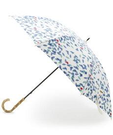 grove(グローブ)リーフプリント日傘(長傘)