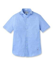 TAKEO KIKUCHI(タケオキクチ)【GUY ROVER】ギローバー別注フルオープンポロシャツ