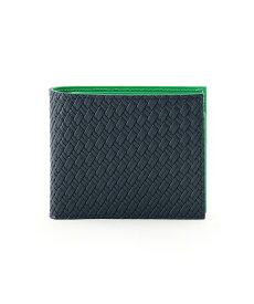 TAKEO KIKUCHI(タケオキクチ)マルチカラー2つ折り財布 [ 財布 二つ折り カラフル ]