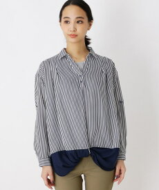 SHOO・LA・RUE(シューラルー)【2点セット】プルオーバーシャツ+タンクトップ