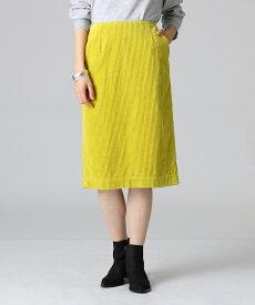 JET(ジェット)【洗える】コーデュロイタイトスカート