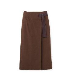 JET(ジェット)【洗える】チノコットン ロングタイトスカート