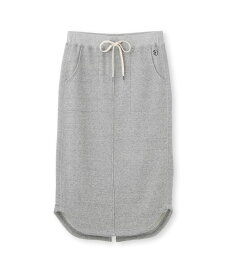 JET(ジェット)【洗える】裾デザイン ウエストゴム裏毛スカート