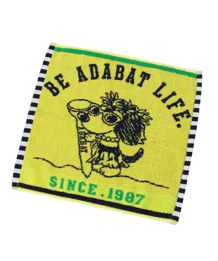 adabat(Ladies)(アダバット(レディース))【アシストくん】デザインハンドタオル