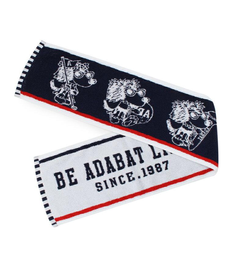 adabat(Ladies)(アダバット(レディース))【アシストくん】デザインロングタオル